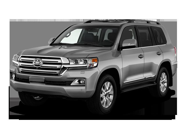 Compare 2019 Toyota Land Cruiser VS Similar Competitor Vehicles